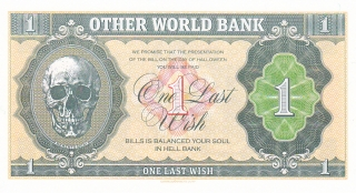 1 Last Wish - Other World Bank - 2017